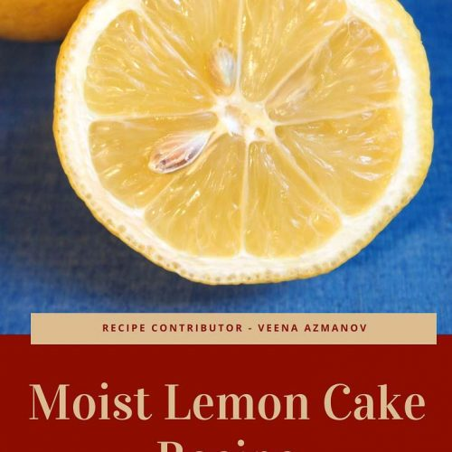 A refreshingly moist lemon cake recipe that's perfect any time of the day. A simple and easy recipe that takes 5 minutes to mix. Serve on its own as a tea time snack or dress with frosting for a celebration or wedding cake. Cover it with fondant for that ultimate custom cake your guest will remember forever.