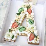 Amazing Alphabet Cake Tutorials
