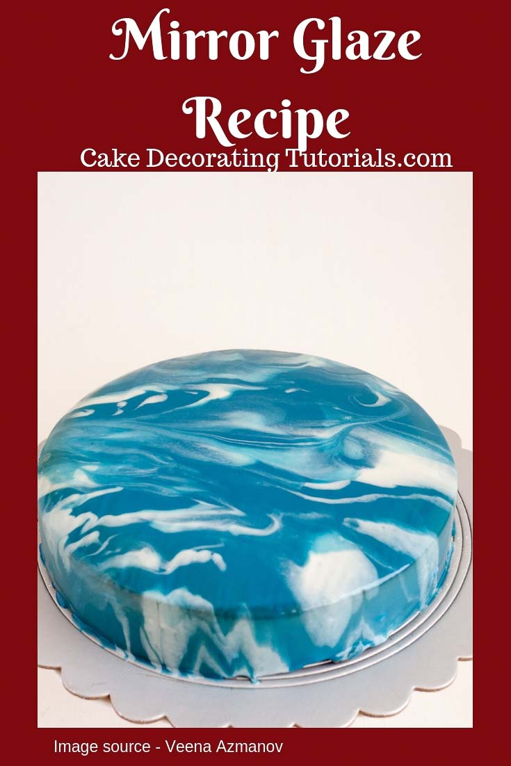 Learn to make the most impressive mirror glaze cakes ever possible with a collection of cake tutorials to help you