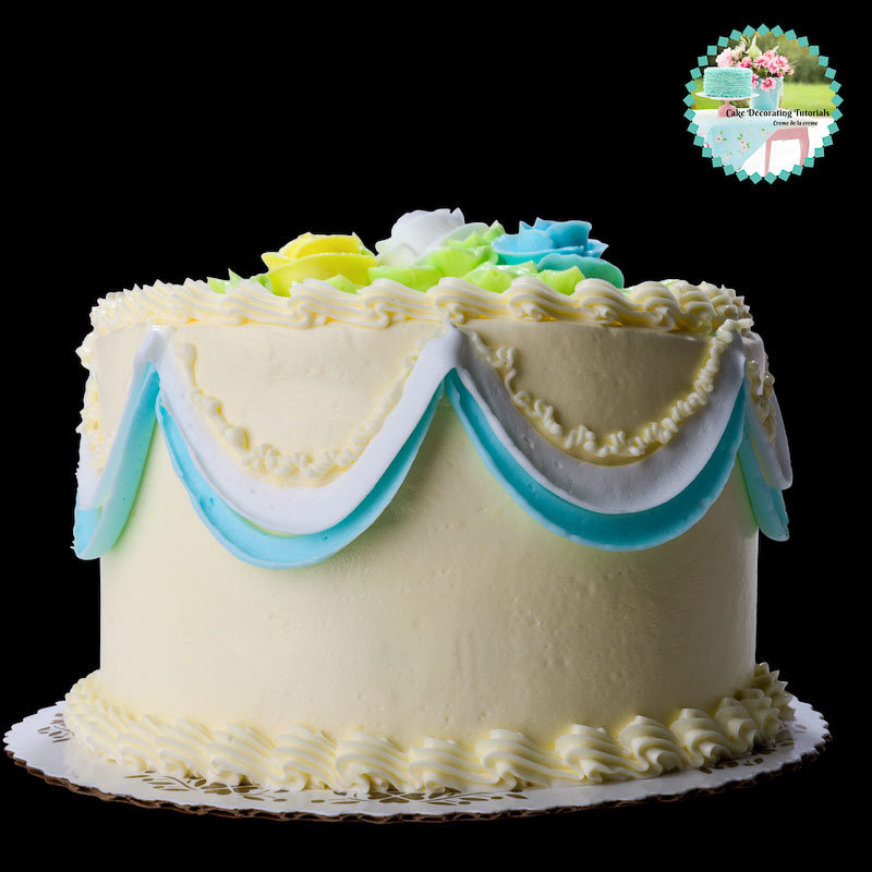 Vanilla Birthday Cake Recipe