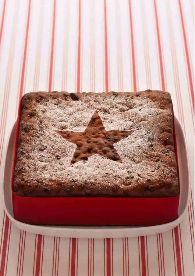 A boozy fruitcake is a perfect make-a-head Christmas cake that just gets better by the week