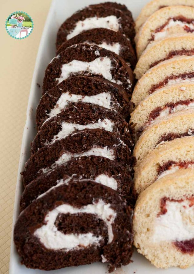 This ultimate chocolate Swiss roll cake is a no-fail recipe that works every single time.