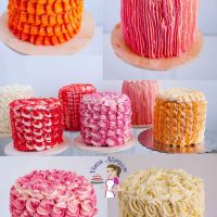 Cake Flavor Combinations aka Best Cake Filling and Frosting Combinations