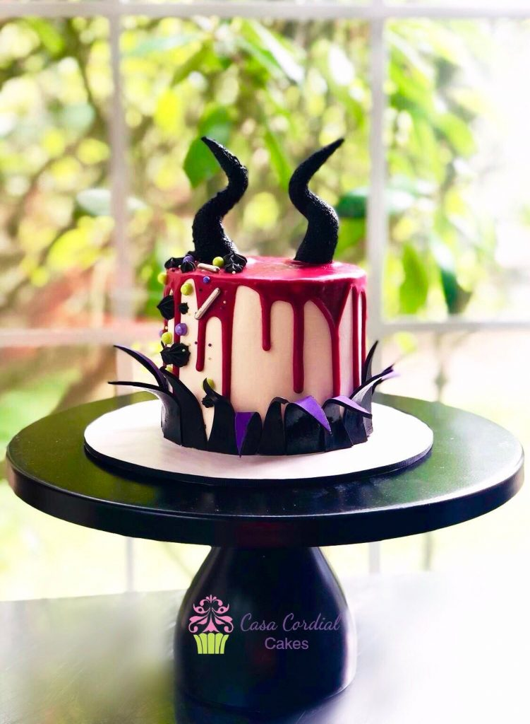 Sensational 15 Best Halloween Birthday Cakes Cake Decorating Tutorials Funny Birthday Cards Online Barepcheapnameinfo