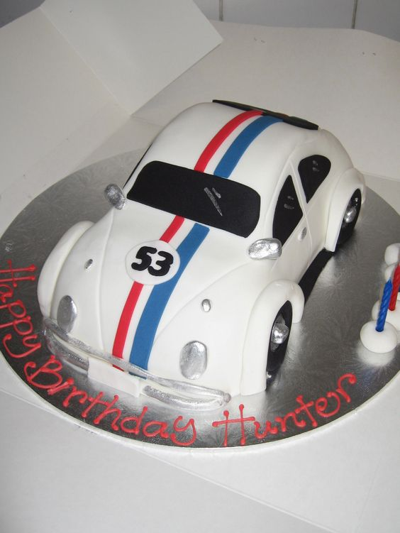 Car Cake Images for inspiration