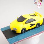 How to make a car cake - free and paid tutorials.