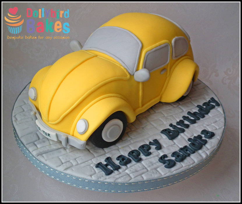 Car Cake Tutorials and images