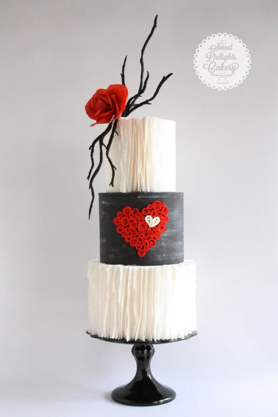 Cake Recipes and Tutorials Valentines Day