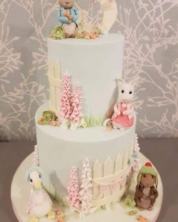 Cake Decorating Tutorials to try this Easter