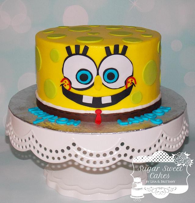 a simple and easy quick cartoon cake for kids