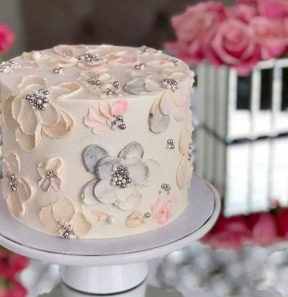 easy cake decorating techniques using frosting