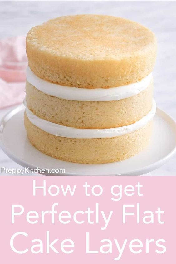 learn how to cover cakes with frosting